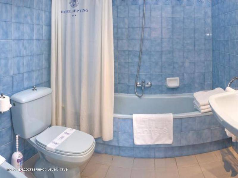 Фотография Ght Neptuno Tossa Hotel