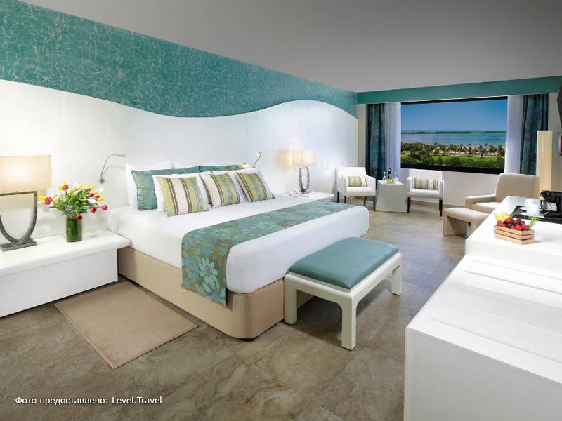 Фотография Now Emerald Cancun Resort & Spa (Adults Only 21+) (Ex.Grand Oasis Sens)