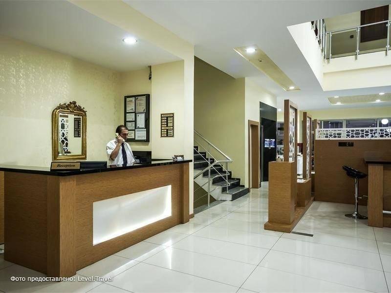 Фотография Santa Marina Hotel