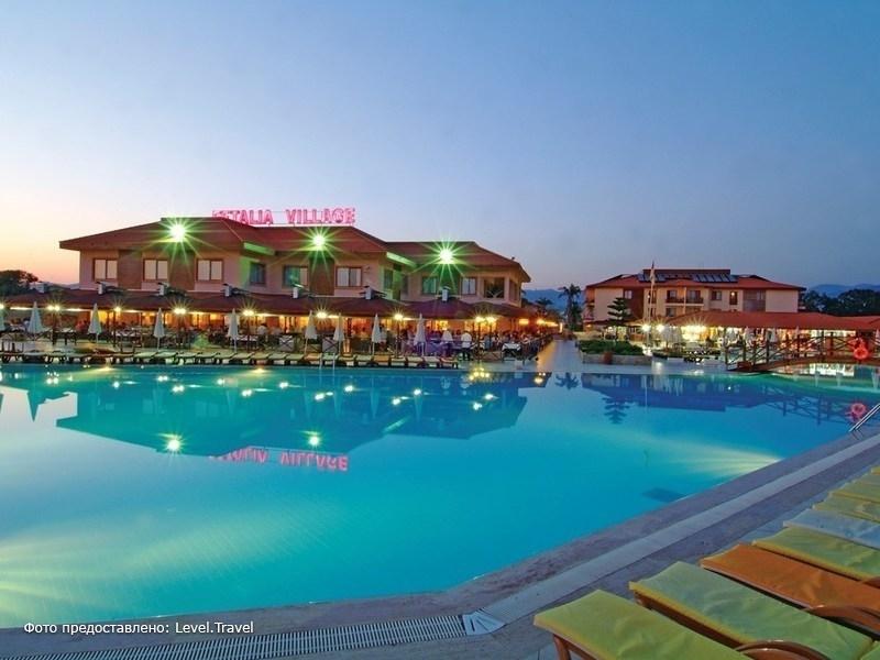 Фотография Eftalia Village Hotel