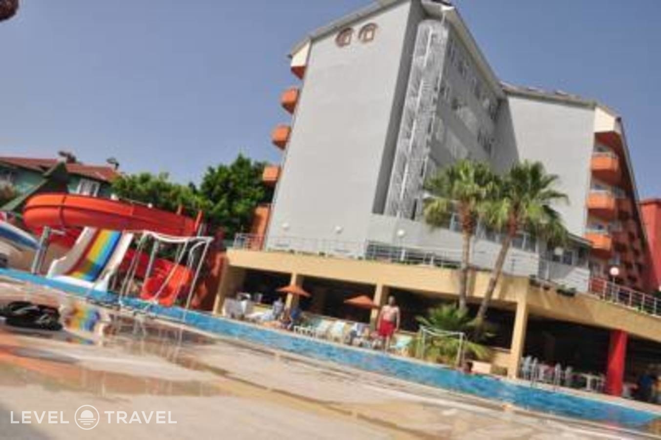 MYSEA HOTEL INCEKUM (EX. RAINA BEACH, ROYAL ROSE)