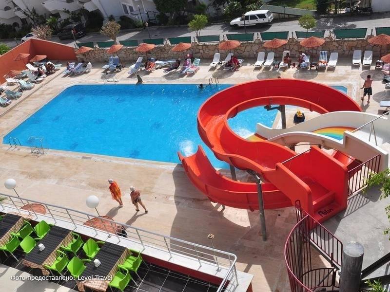 Фотография My Sea Hotels Incekum (Ex. Raina Beach, Ex. Royal Rose)