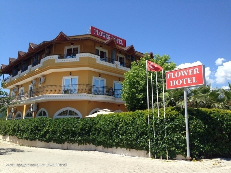 Фотография Flower Hotel