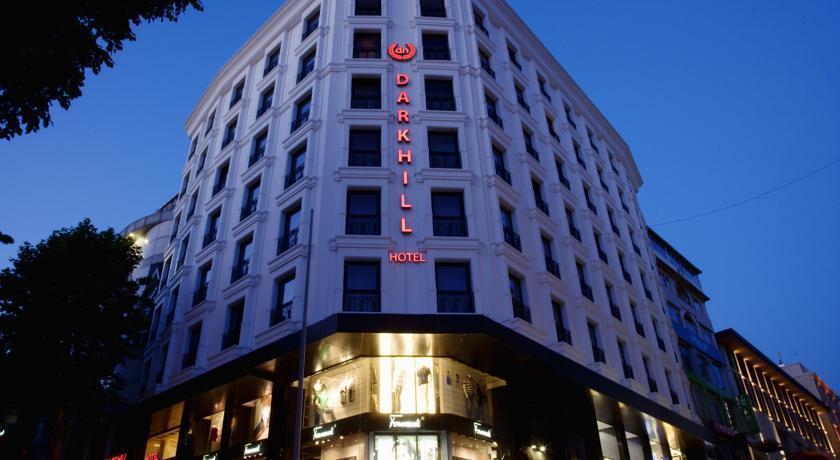 Отель Darkhill Hotel, Стамбул, Турция