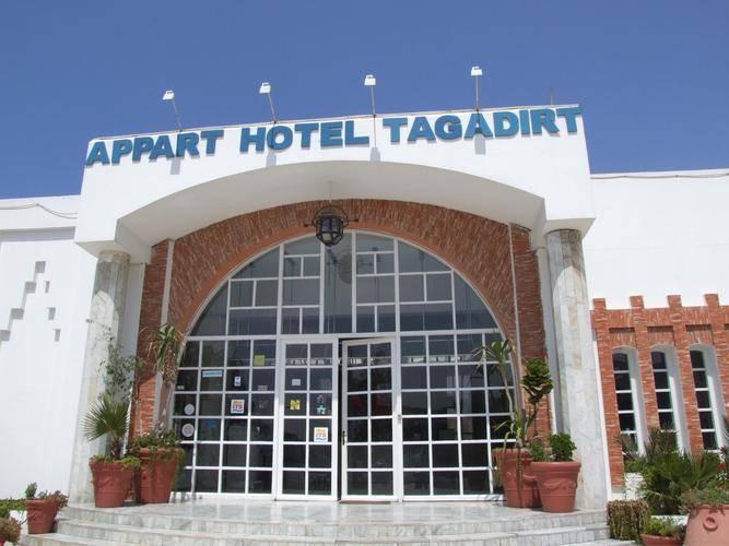 Appart Hotel Tagadirt