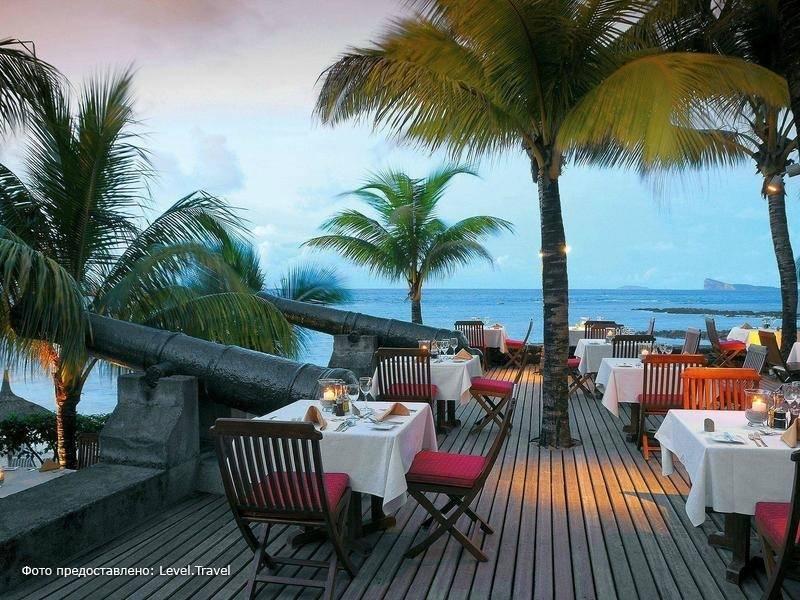 Фотография Canonnier Beachcomber Golf Resort & Spa (Ex. Le Canonnier)