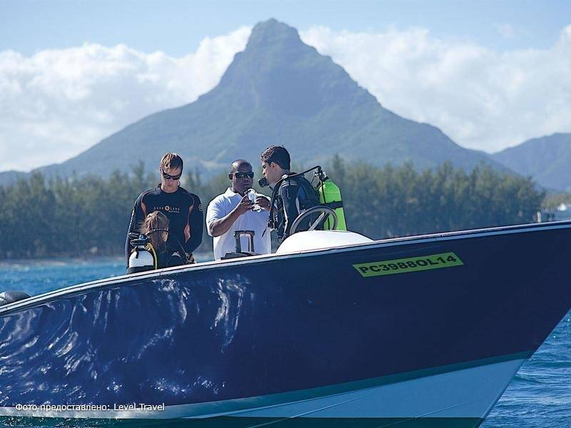 Фотография La Pirogue Mauritius
