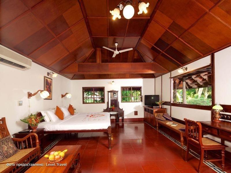 Фотография The Travancore Heritage Hotel
