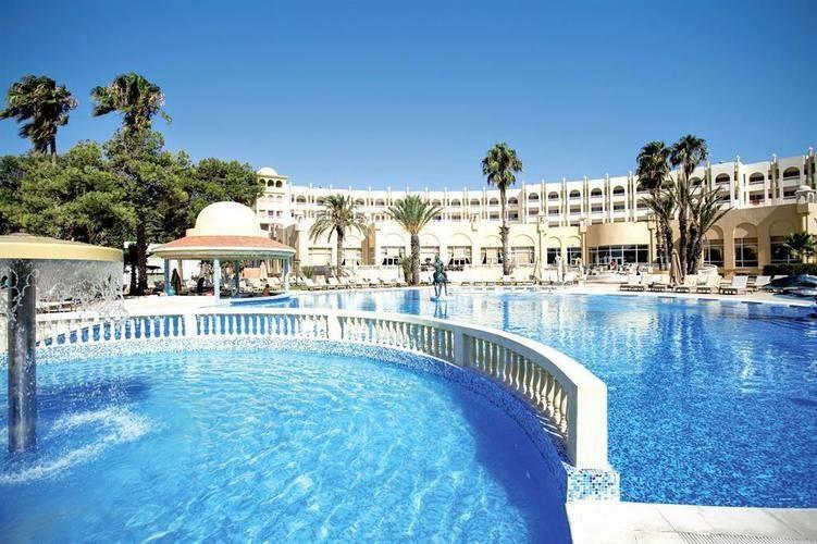 Steigenberger Marhaba Thalasso Hammamet(Ex.Hotel Palace Hammamet Marhaba)