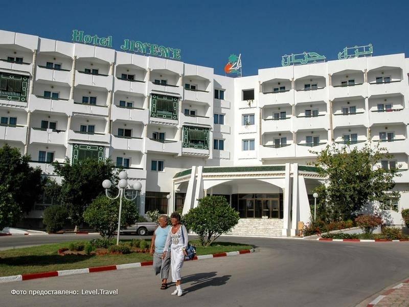 Фотография Jinene Hotel