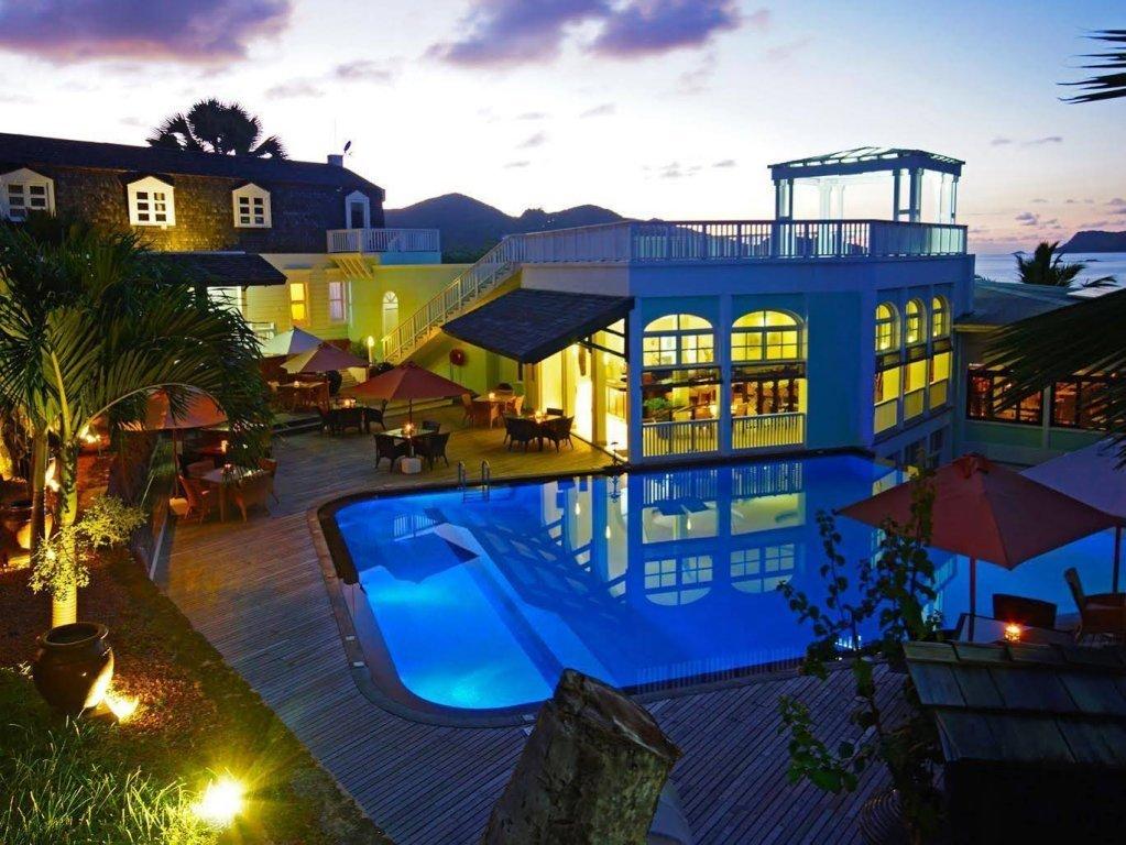 Отель Hotel L'Archipel, Праслен, Сейшельские Острова