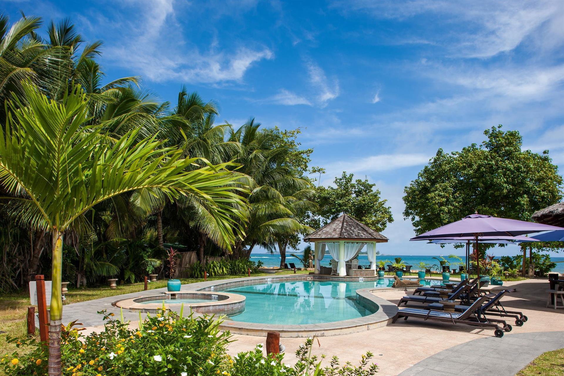 Отель Castello Beach, Праслен, Сейшельские Острова