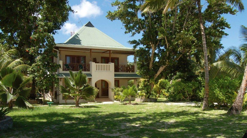Отель Indian Ocean Lodge, Праслен, Сейшельские Острова