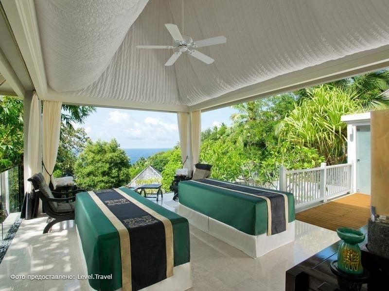 Фотография Banyan Tree Seychelles