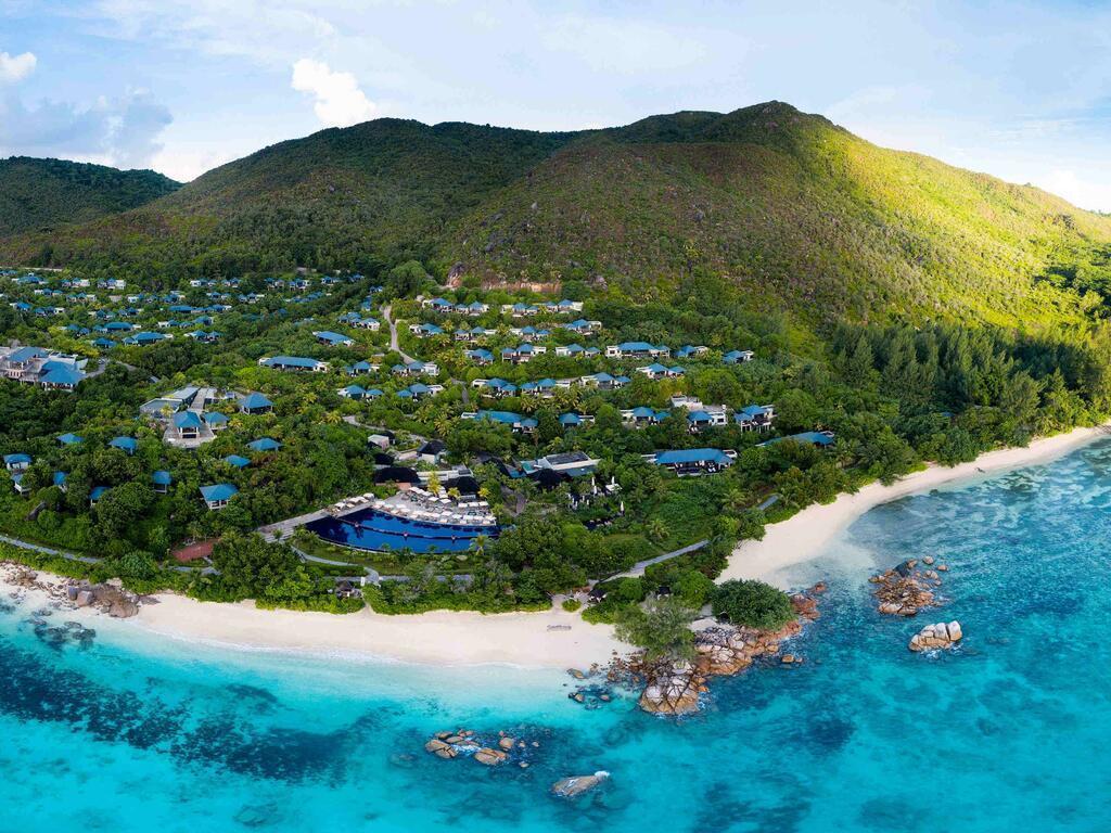 Отель Raffles Seychelles, Праслен, Сейшельские Острова