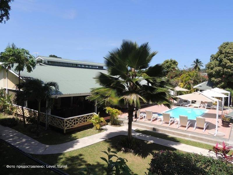 Фотография La Rousette Hotel