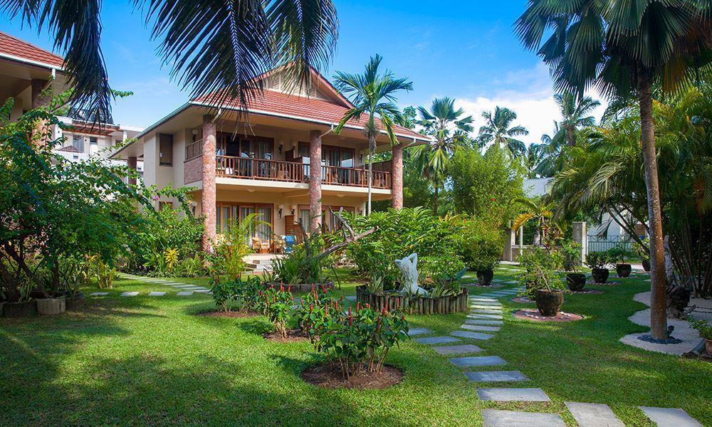 Отель Le Duc De Praslin, Праслен, Сейшельские Острова