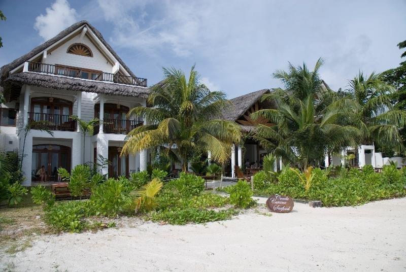 Отель Village du Pecheur, Праслен, Сейшельские Острова