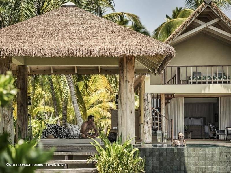 Фотография Four Seasons Resort Seychelles At Desroches (Ex.Desroches Island)
