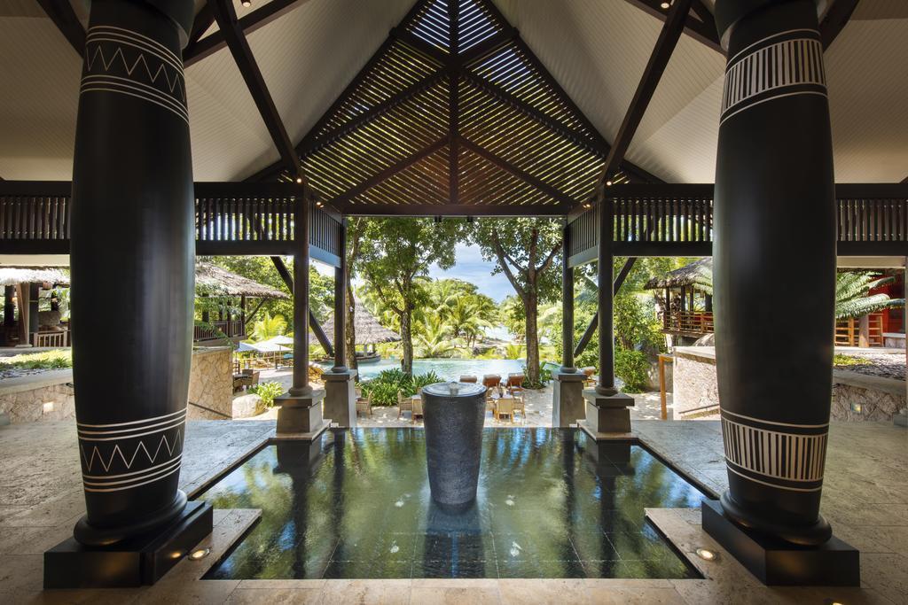 Отель Constance Lemuria Resort, Праслен, Сейшельские Острова