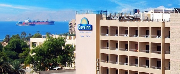 Days Inn Hotel & Suites Aqaba 3*