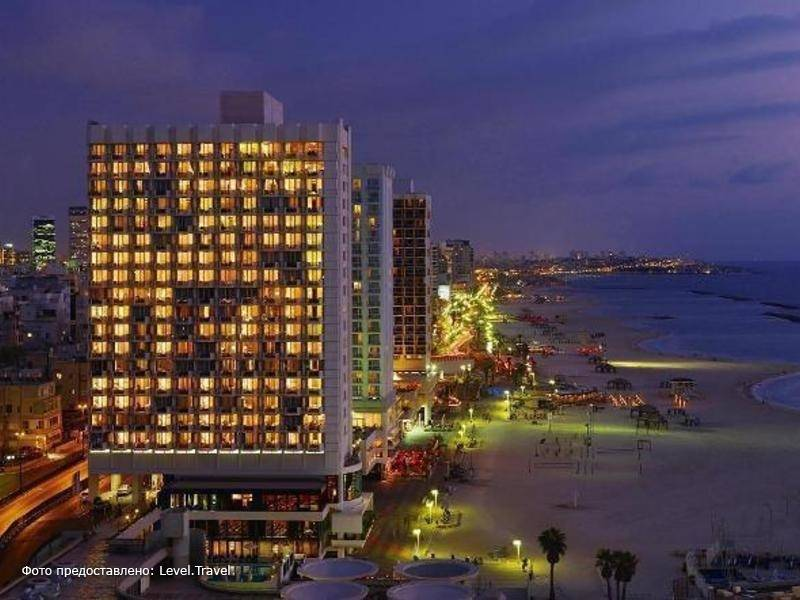 Фотография Herods Hotel Tel Aviv (Ex. Leonardo Plaza)