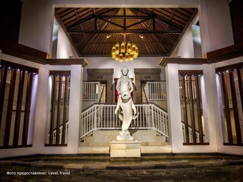 Фотография Puri Santrian Hotel