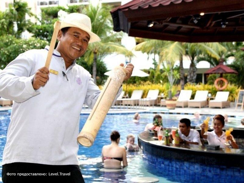 Фотография Grand Inna Kuta (Ex. Inna Kuta Beach Hotel)