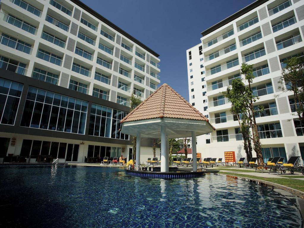 Отель Centara Pattaya Hotel, Паттайя, Таиланд