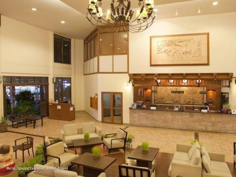 Фотография Areca Lodge Hotel