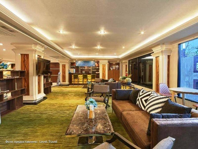 Фотография Floral Hotel Dolphin Circle Pattaya (Ex.Fairtex Sports Club & Hotel)