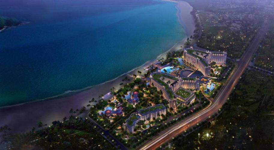 Grand Fortune Bay Hotel Sanya
