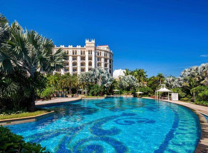 Crowne Plaza Resort Sanya Bay (Ex.Grand Fortune Bay Hotel Sanya)