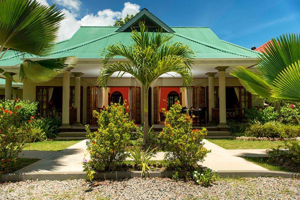 Отель Cote d'Or Chalets, Праслен, Сейшельские Острова