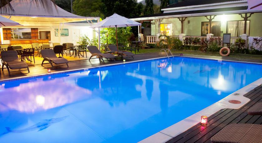 Отель Le Relax Beach Resort, Праслен, Сейшельские Острова