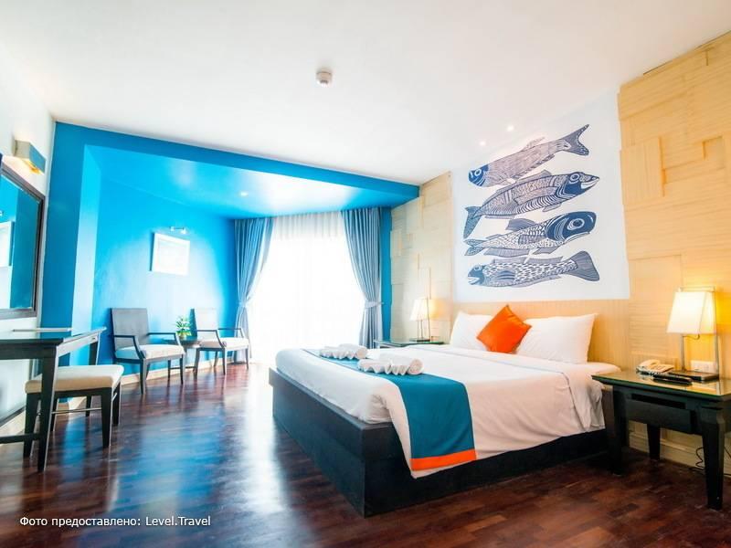 Фотография Sea Breeze Jomtien Resort