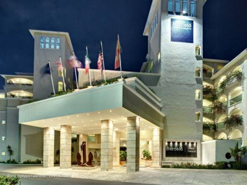 Фотография Occidental Costa Cancun (Ex. Barcelo Costa Cancun)