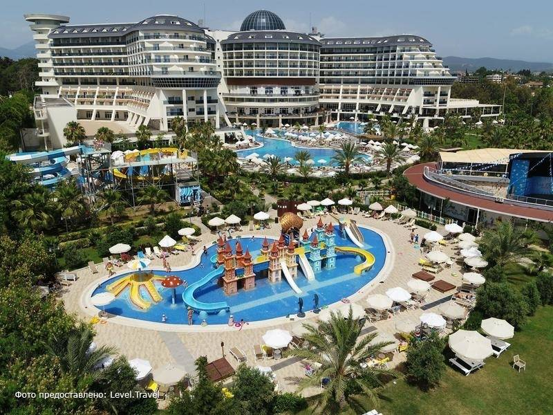 Фотография Seaden Sea Planet Resort & Spa (Ex.Sea Planet Resort & Spa)