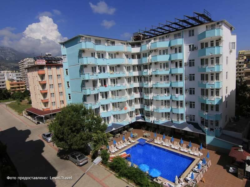 Фотография Bariscan Hotel