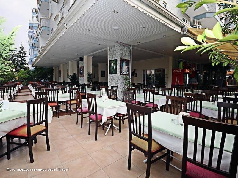 Фотография Alanya Risus Park Hotel (Ex. Millennium Park Hotel)