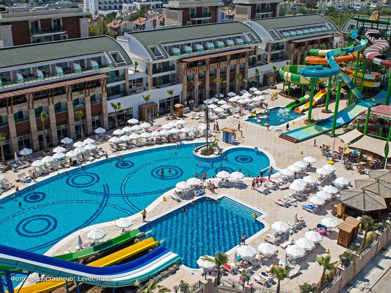 Фотография Crystal Waterworld Resort & Spa