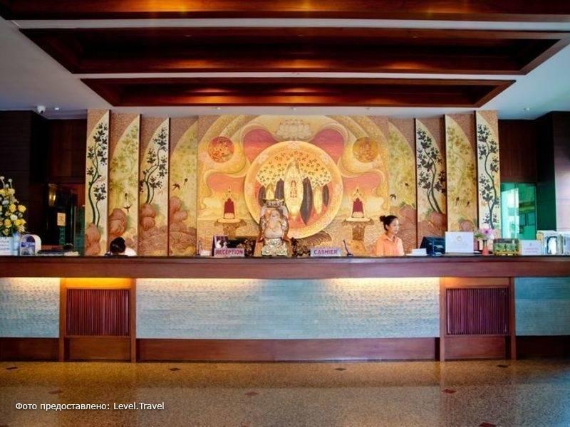 Фотография Crystal Palace Hotel