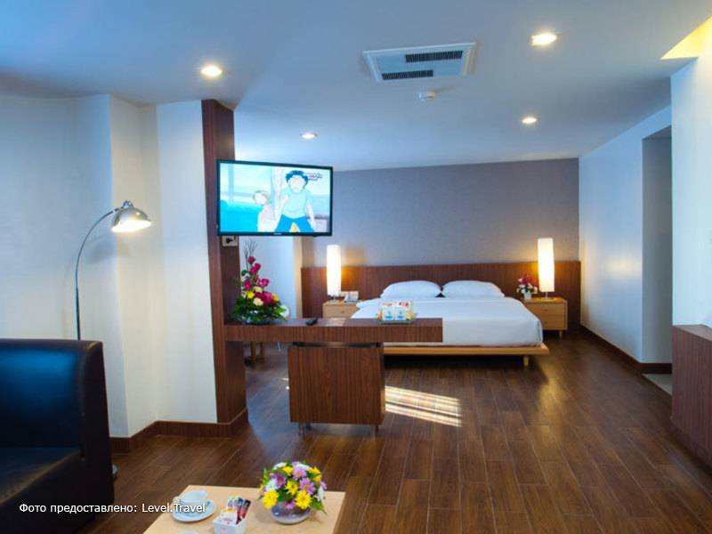Фотография Flipper Lodge Hotel