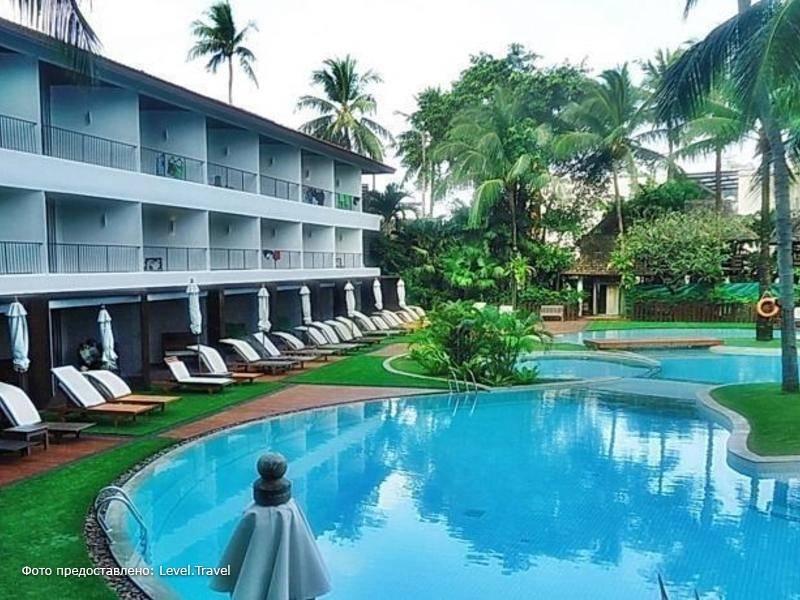 Фотография Patong Beach Hotel