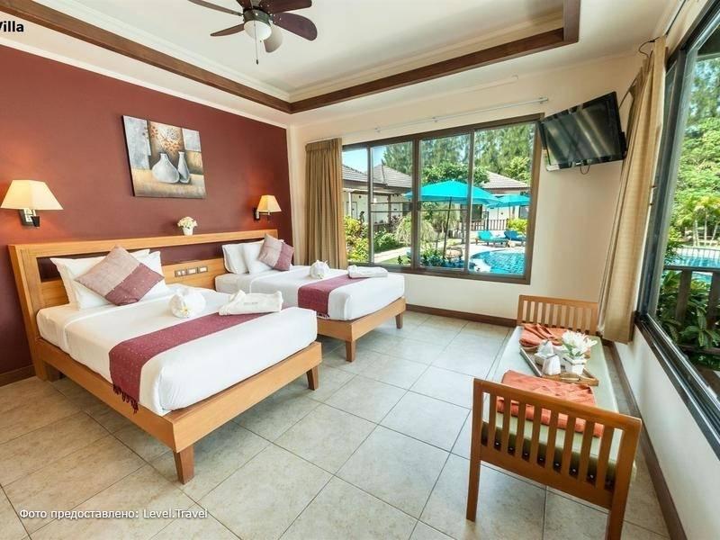 Фотография Pinnacle Grand Jomtien Resort & Spa