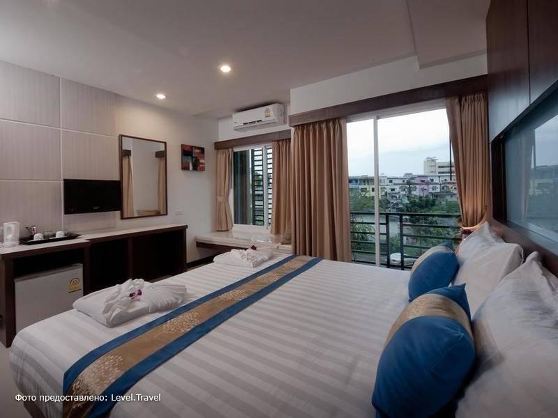Фотография Blue Sky Patong Hotel