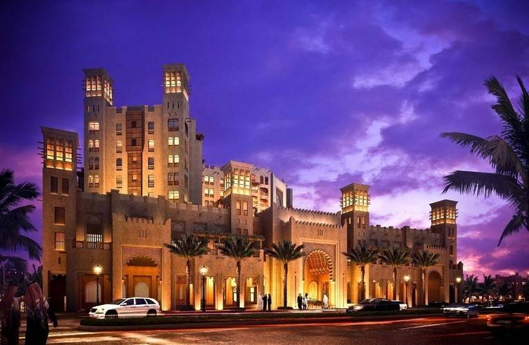 Bahi Ajman Palace Hotel (Ex The Ajman Palace)