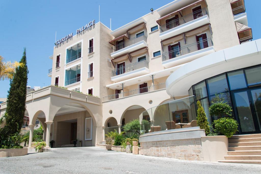 Отель Curium Palace Hotel, Лимасол, Кипр