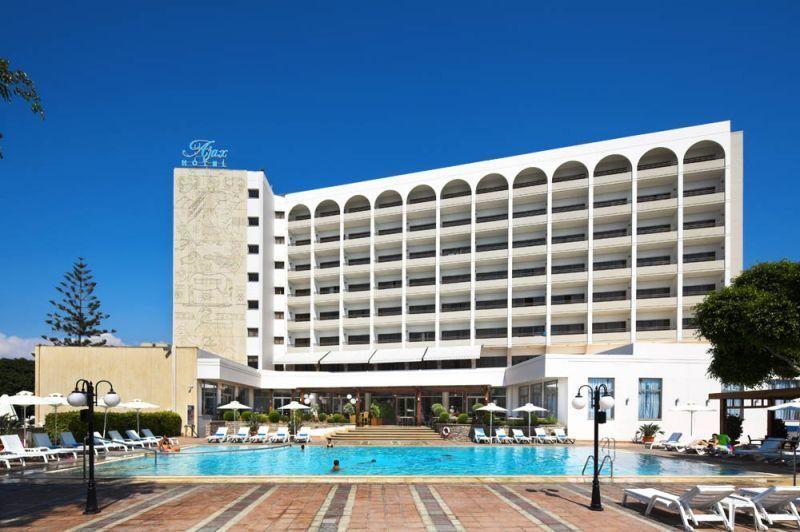 Отель Ajax Hotel, Лимасол, Кипр
