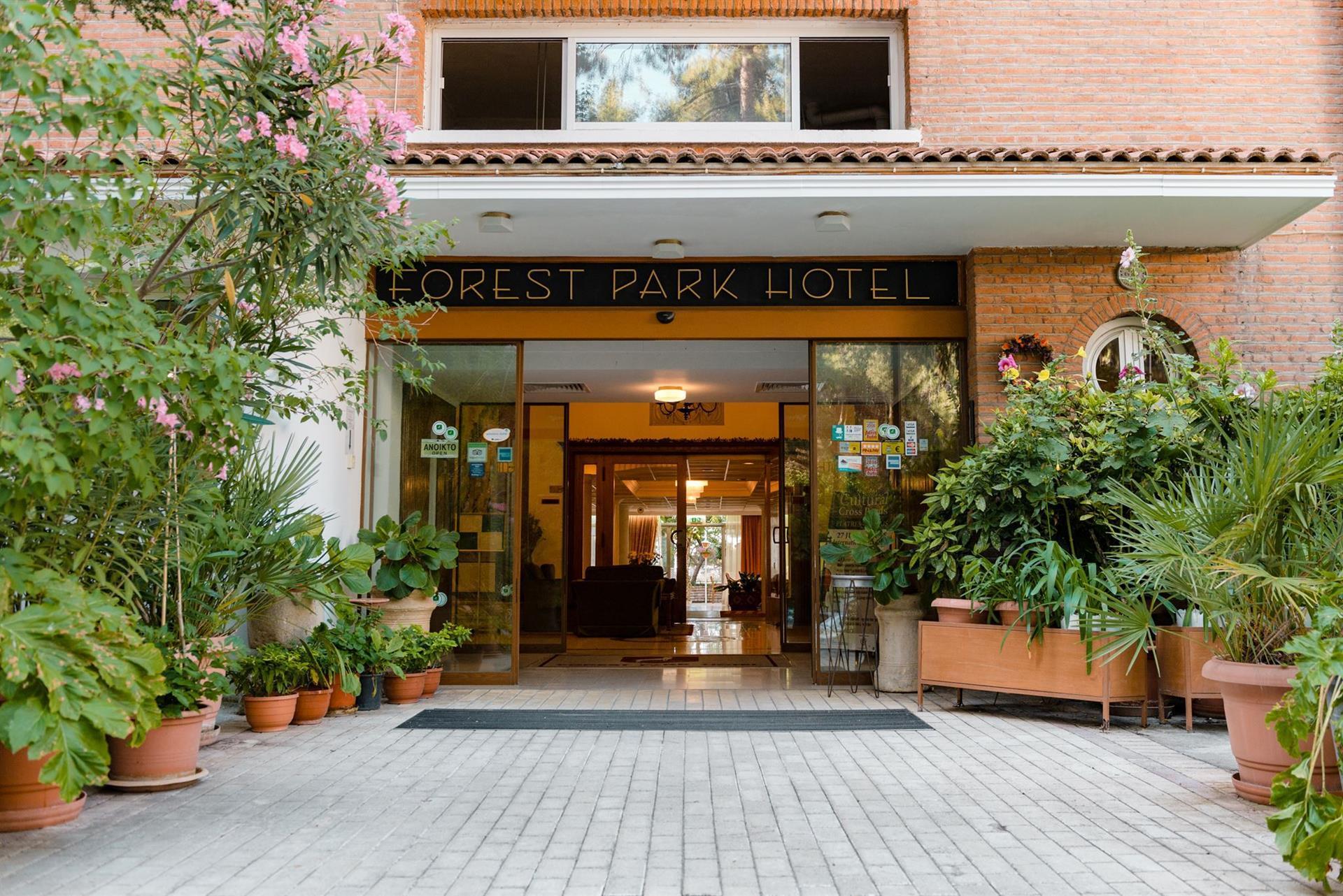 Отель Forest Park, Лимасол, Кипр